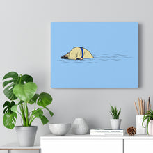 Load image into Gallery viewer, Where Is Andy - The Office Canvas Wall Art