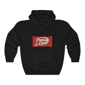 Football Cream The Office Hoodie