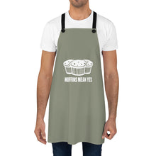 Load image into Gallery viewer, Muffins Mean Yes Apron