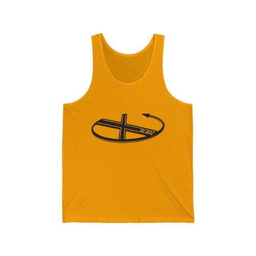 Team XBladz Unisex Tank Top Brink! Group Halloween Costume Team Xblades