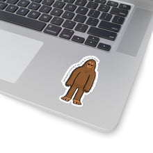 Load image into Gallery viewer, Sasquatch Doesn't Believe In You Either Sticker