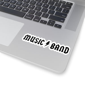 Music Band Sticker