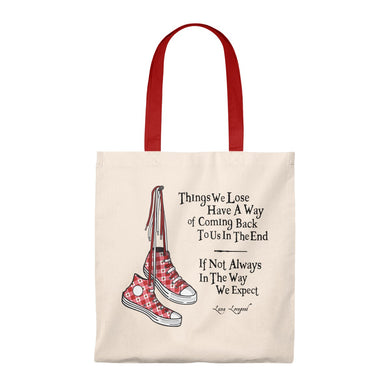 Things We Lose - Luna Lovegood Harry Potter Tote Bag