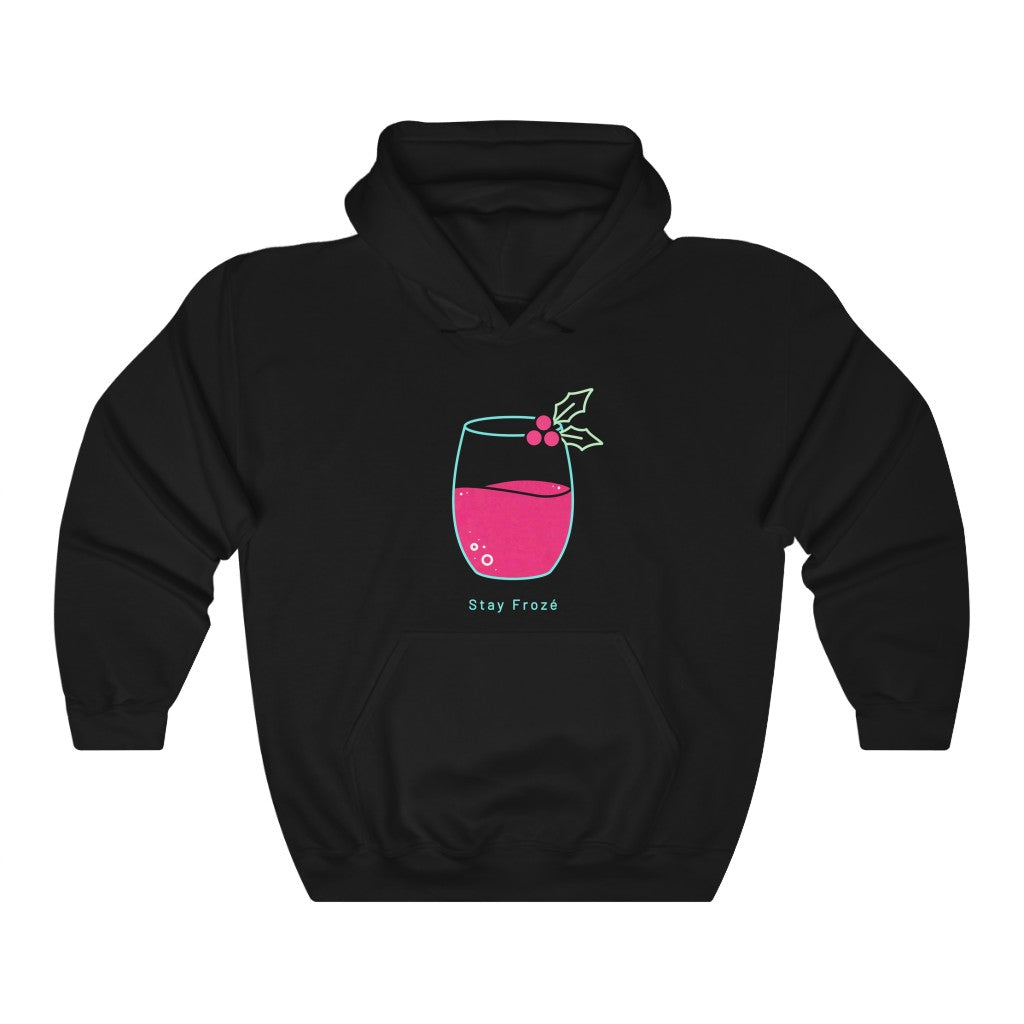 Stay Frozé Unisex Hooded Sweatshirt