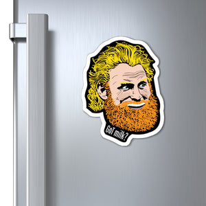 GoT Milk? - Tormund Giantsbane Magnet