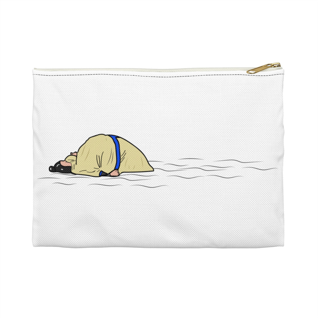 Where Is Andy? - The Office Accessory Zipper Pouch