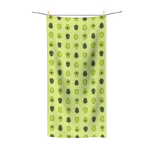 Load image into Gallery viewer, Avocado Polycotton Towel