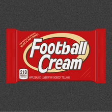 Load image into Gallery viewer, Football Cream Tee