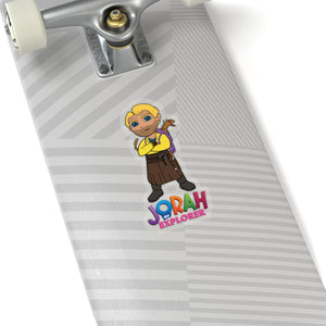Jorah The Explorer Sticker