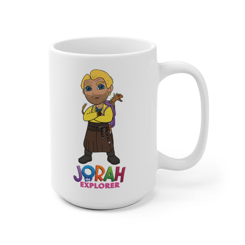 Game of Thrones, Game of Thrones Mug, Jorah The Explorer, Jorah Mormont, Game of Thrones Mug, Funny Game of Thrones, Perfect Gift, Unique Game of Thrones Gift, 15 oz Mug, Gift for Game of Thrones Fan, Pop Culture Gift
