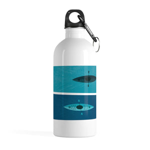 Kayak Stainless Steel Water Bottle