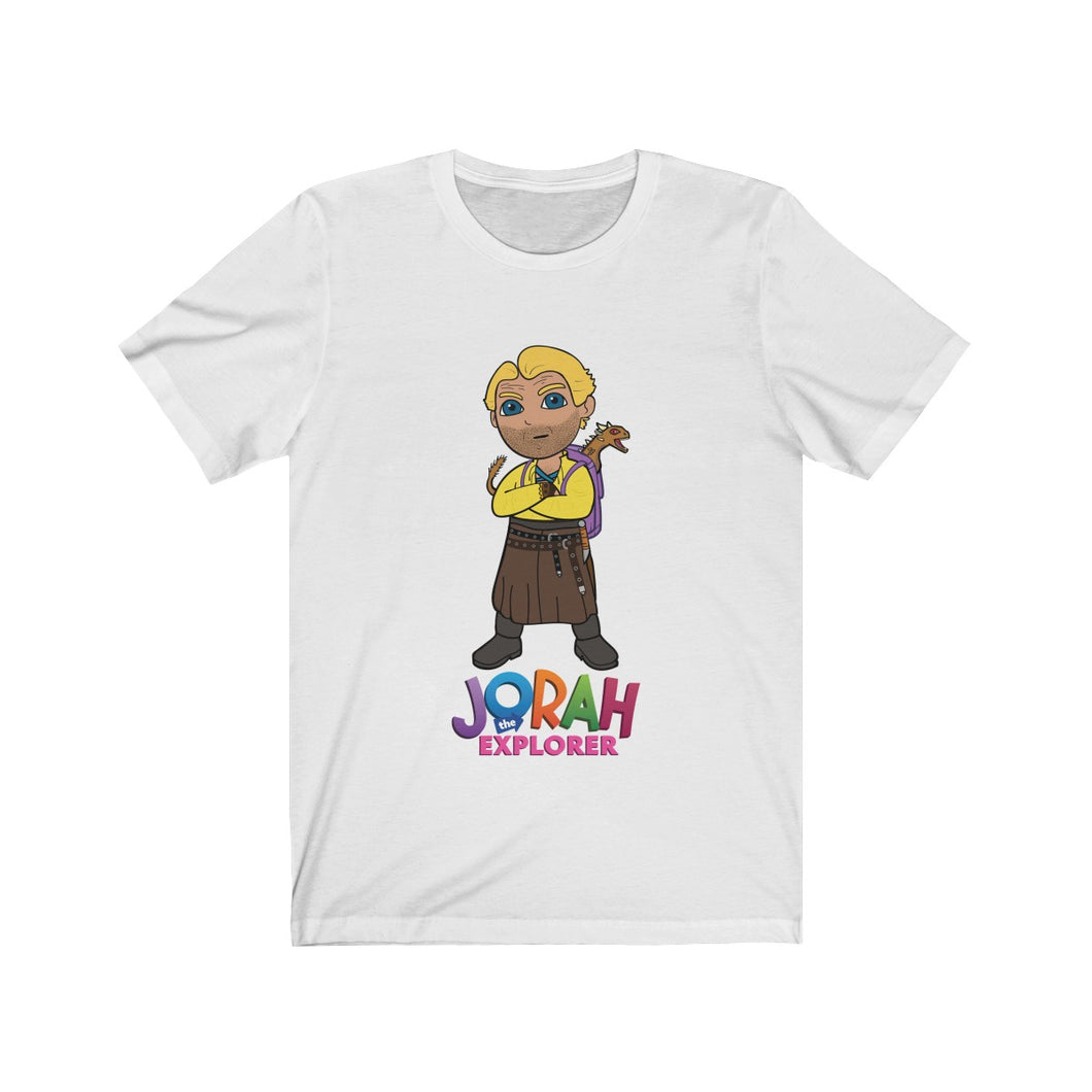 Jorah The Explorer Jorah Mormont Game of Thrones Tee Shirt
