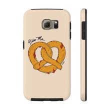 Load image into Gallery viewer, Bite Me... Pretzel Case Mate Tough Phone Cases