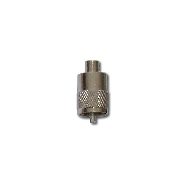 PL259 Connector for 6mm RG58 Coaxial Cable