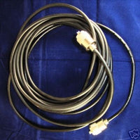 RG58 50 Ohm Coaxial Cable Fitted PL259 Connectors