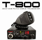 Thunderpole T800 CB Radio 27MHz 11m UK/EU AM/FM