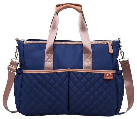 Aria Changing Bag in Navy