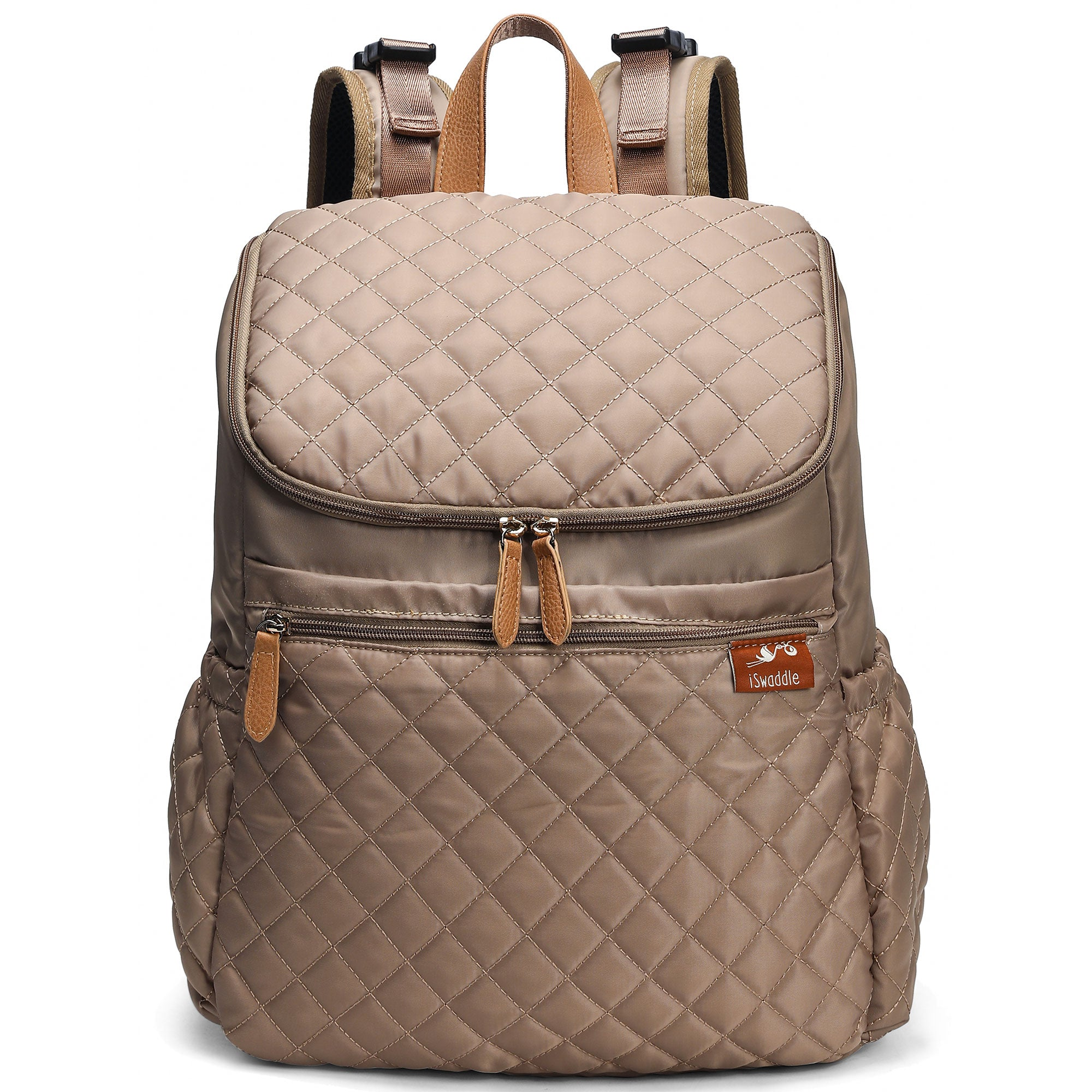 Aria Backpack Changing Bag in Cream