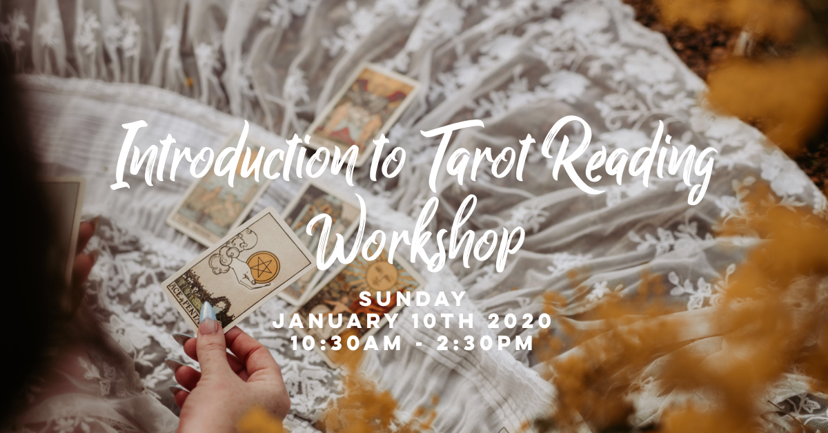 Introduction to Tarot Reading Workshop