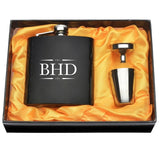 Hip Flask Engraved