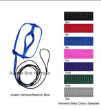 Aviator Harness & Leash - XSmall