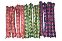 Bamboo Sticks - Brightly Coloured