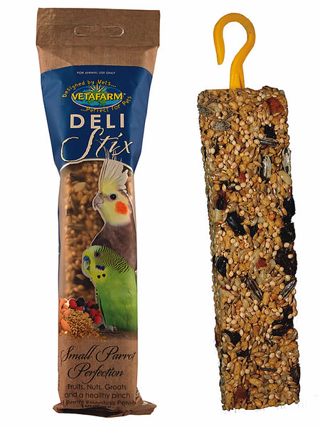Deli Stix - Small Parrot Perfection