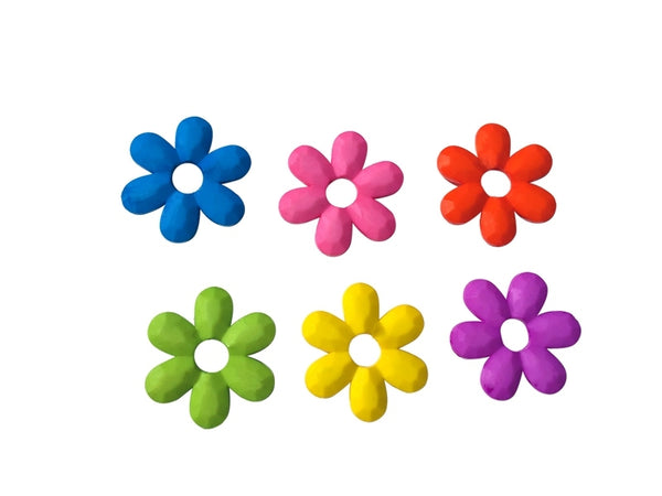 Daisy Flower Beads