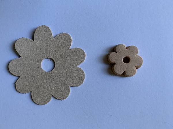 Leather Daisy Flower
