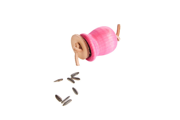 Forage Cup Foot Toy