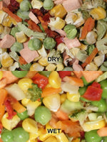 Instant Mixed Vegetables