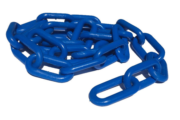 Plastic Chain 8mm - 1 metre