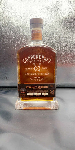 Coppercraft Straight Bourbon 97 Proof