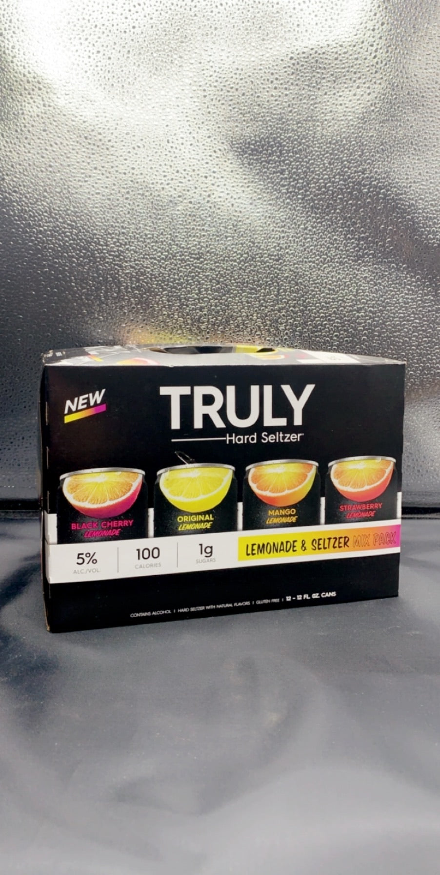Truly 12 Pack Lemonade Mix Pack 12oz