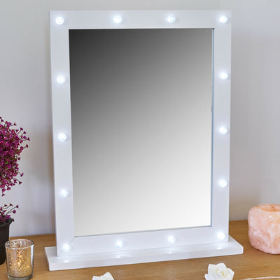 14 LED Glamour Vanity Mirror - The London Outlet