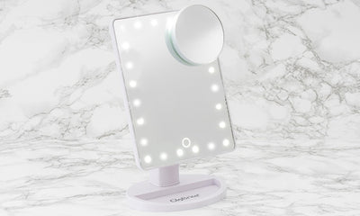 Touch Screen Make up Vanity Mirror - The London Outlet