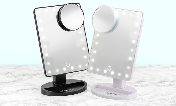 Touch Screen Make up Vanity Mirror