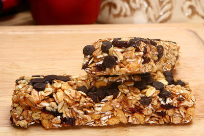 Oatmeal Protein Slices