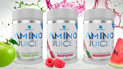 All new Amino Juice