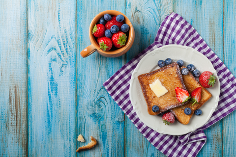 Nutratech High Protein French Toast