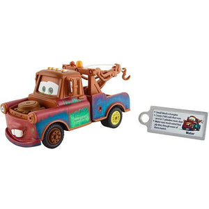 Disney Pixar Cars Precision Series Mater Die-Cast Vehicle
