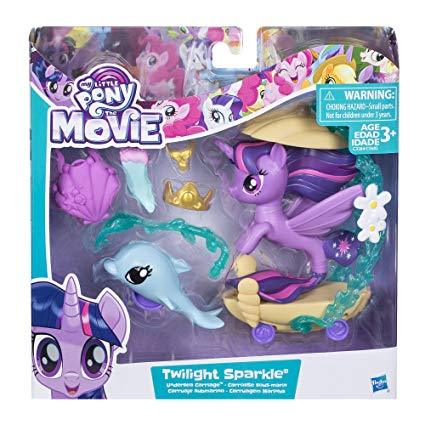 My Little Pony The Movie Twilight Sparkle - Seapony