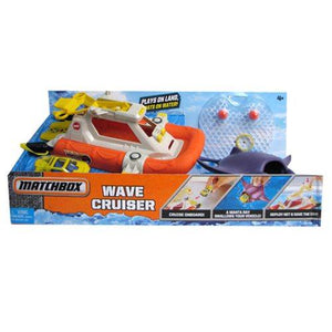 Matchbox Elite Rescue Wave Cruiser