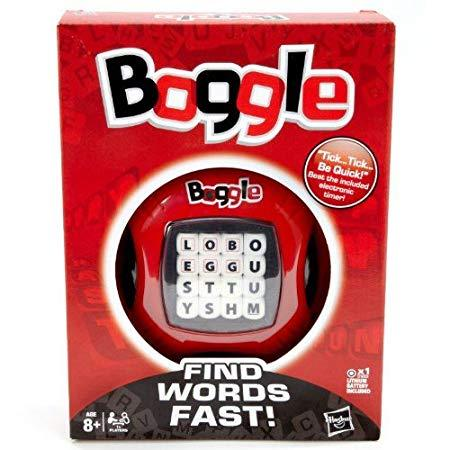 Hasbro All New Boggle Game