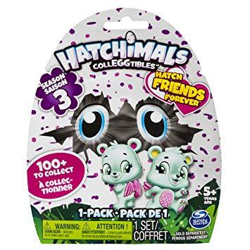 Hatchimals CollEGGtibles Season 3 - 1pack
