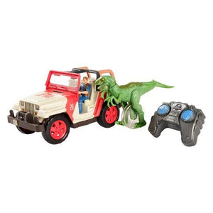 Jurassic World RC Vehicle Raptor Attack RC