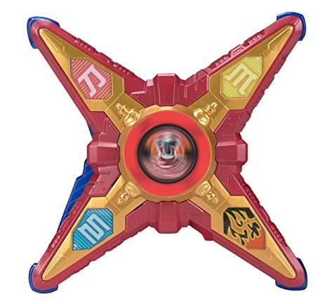 Saban's Power Rangers Ninja Steel DX Ninja Battle Morpher Toy