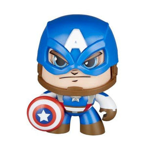 Marvel Mighty Muggs Captain America 3.75-Inch Figure