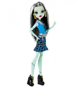 Monster High First Day of School Frankie Stein Doll