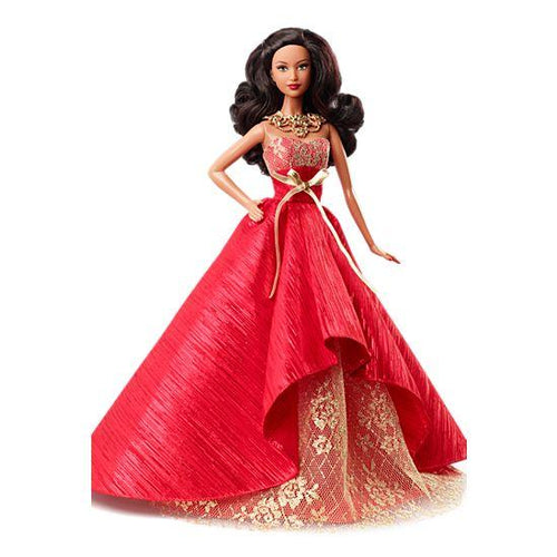 2014 Holiday Barbie Ornament African-American